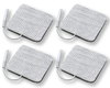 4 x Tens Ems Electrodes Pads 50 x 50 mm Self Adhesive for Tens Machine * Electric Muscle Stimulator