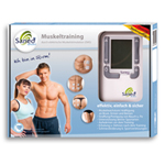 Electric Muscle Stimulator * SaneoSPORT Muscle Training * EMS Machine * certified medical product